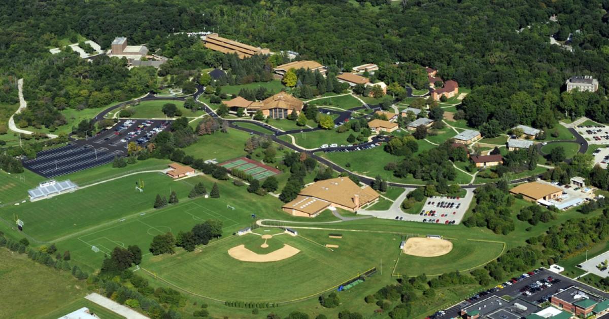 Rockford University Campus Map.Interactive Campus Map Rockford University Virtual Campus Experience